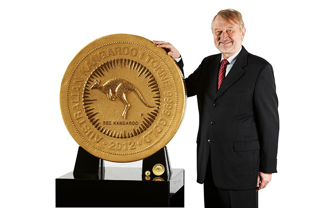 Largest coin