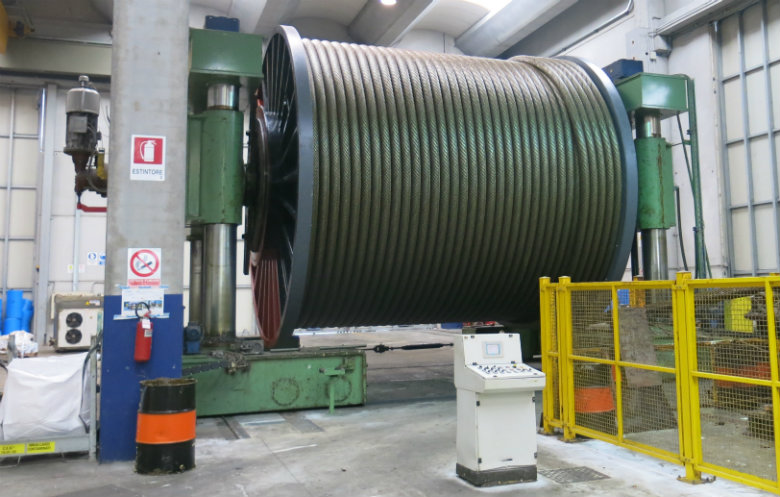 Heaviest cable