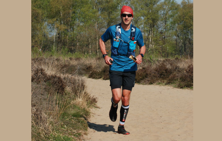 Fastest journey completing the Pieterpad trail on foot (male)
