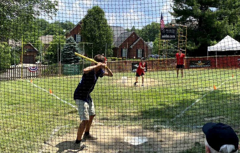 Longest marathon playing wiffleball
