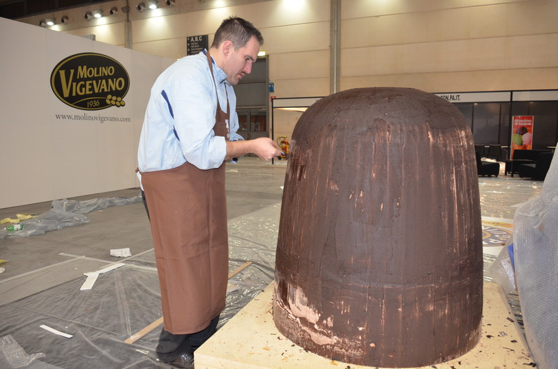 Largest chocolate truffle