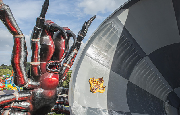 Largest spider sculpture