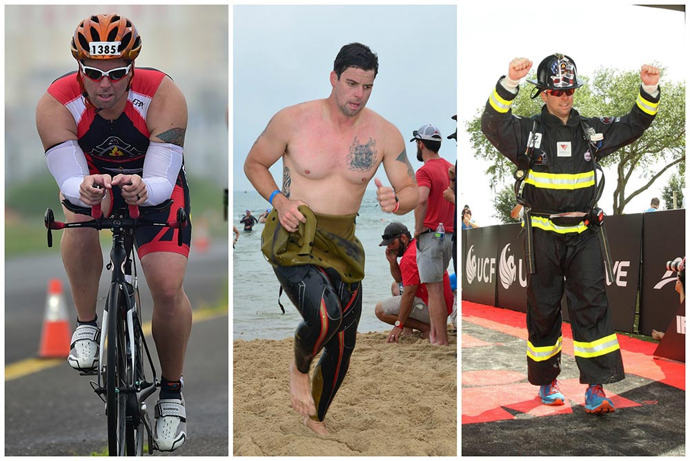 Most Ironman 70.3 races completed in a year